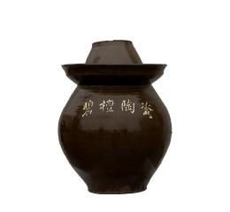 成都定制土陶泡菜坛